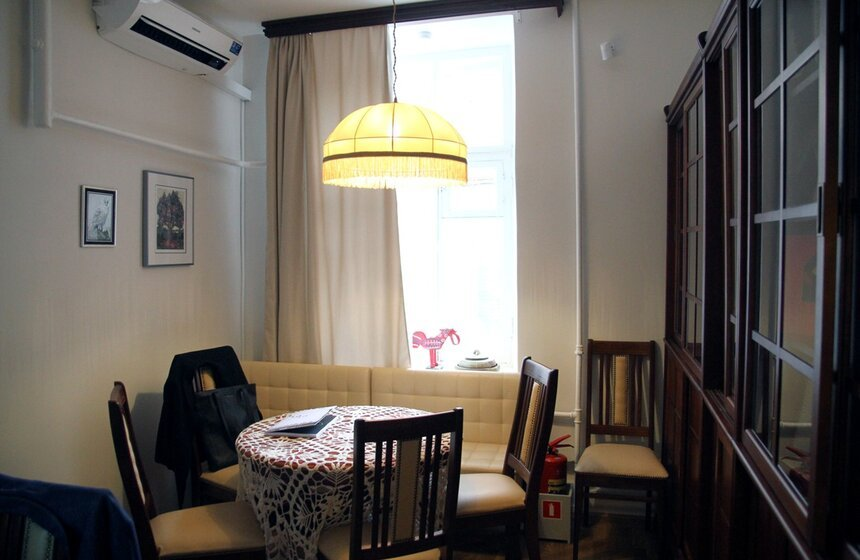 Квартира Маяковских наБольшой Пресне