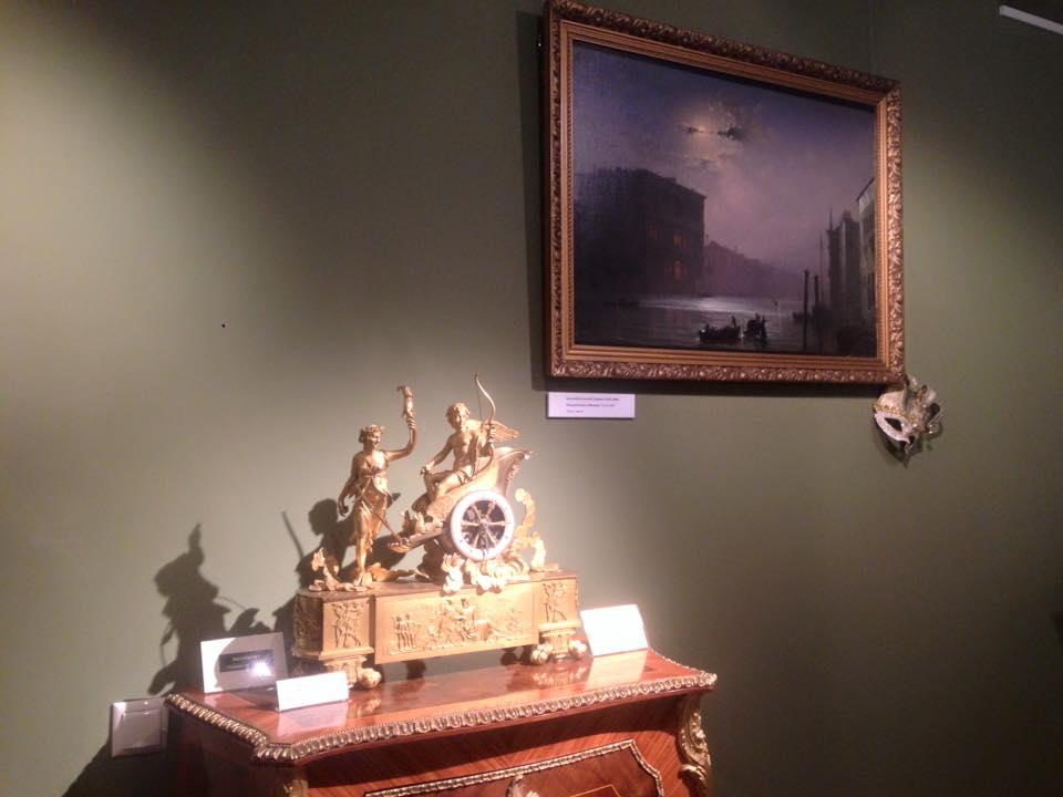 Выставка «Сны обИталии»
