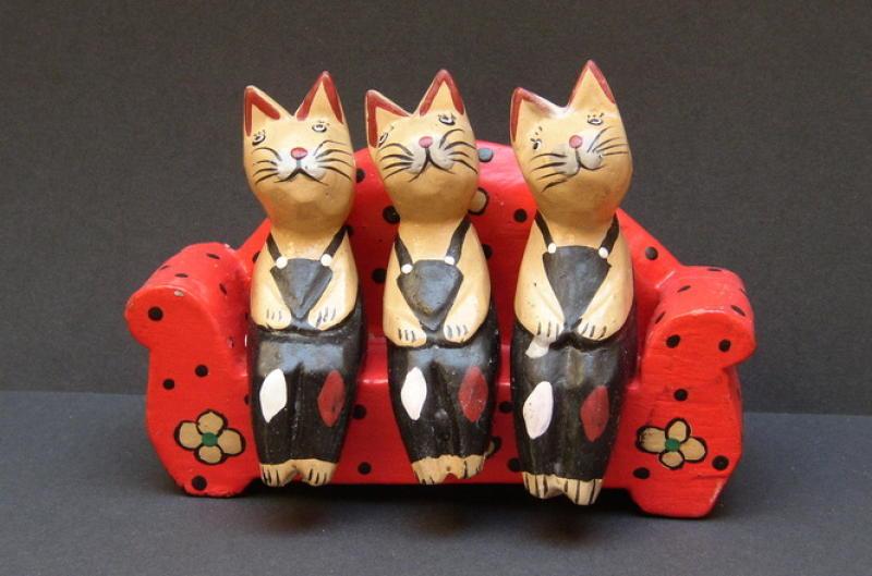 Выставка «Не все коту масленица»