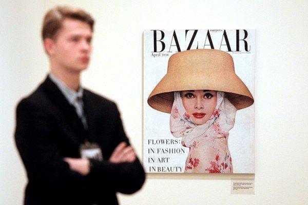 Выставка «Культовые обложки журнала Harper's Bazaar»