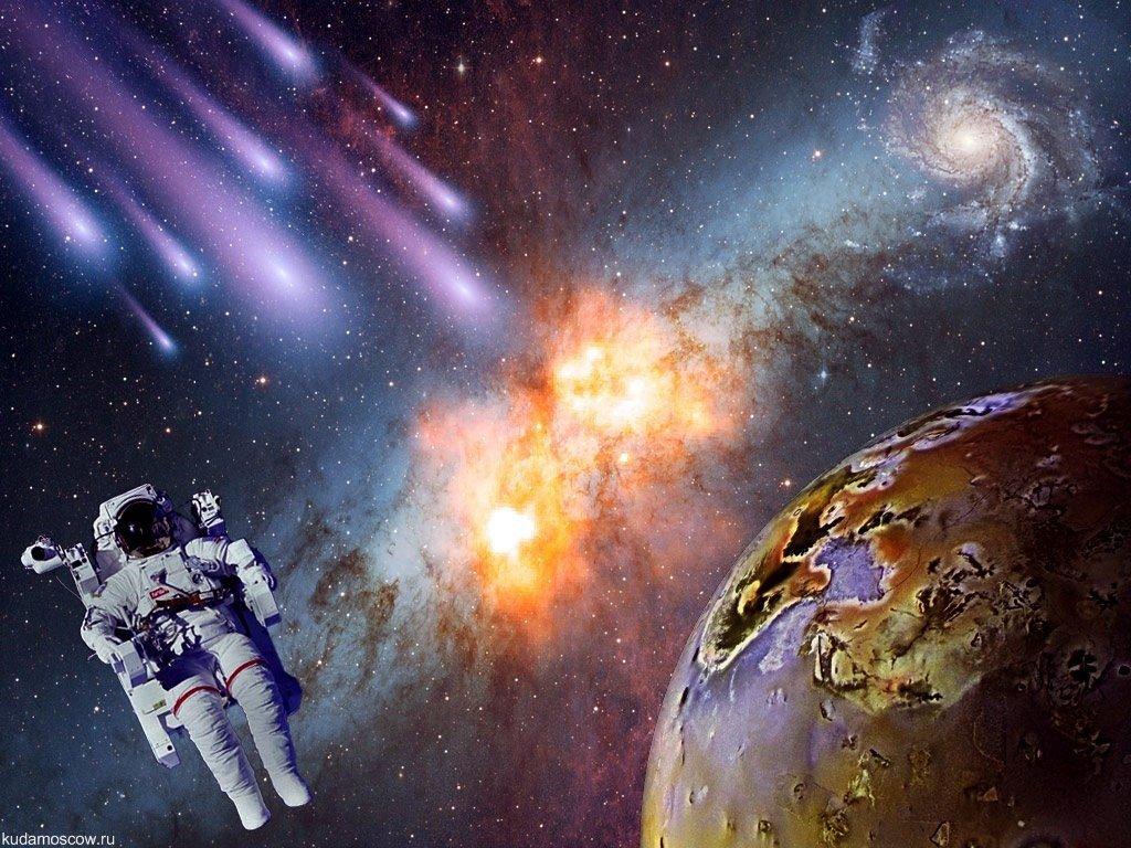 Всемирная неделя космоса вМосковском Планетарии 2016