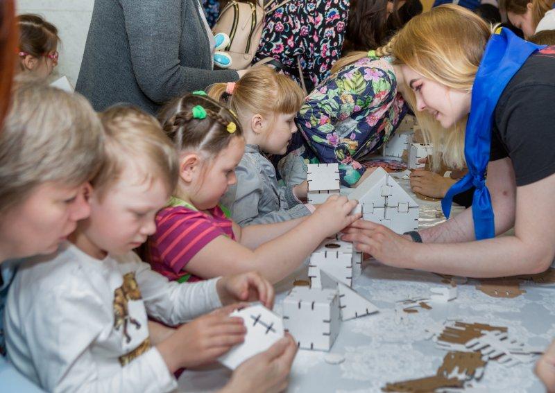 День защиты детей вДарвиновском музее 2021