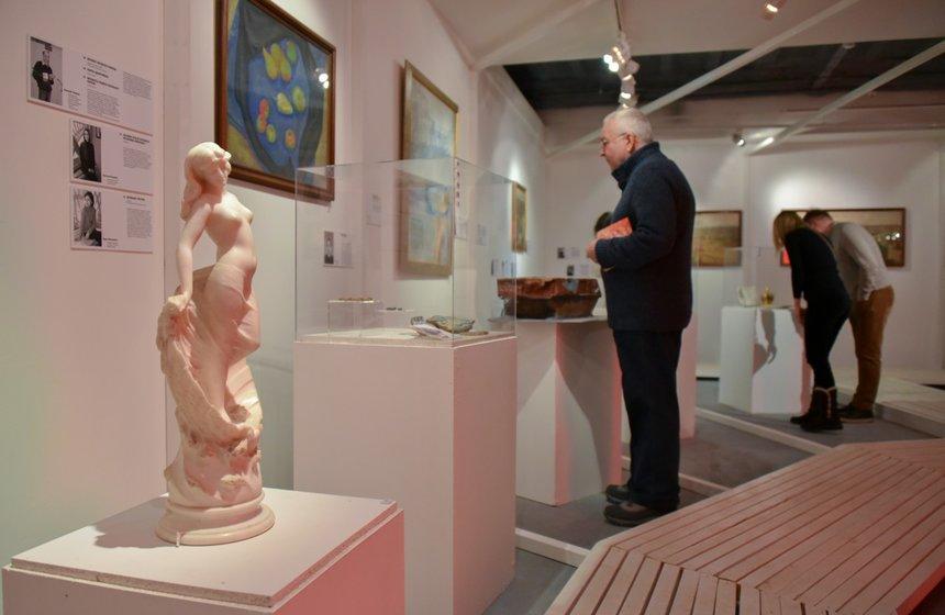 Выставка «Из коллекции музея. Выбор сотрудников»