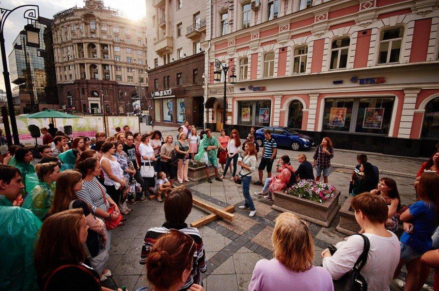 Бесплатные экскурсии коДню города Москвы 2018