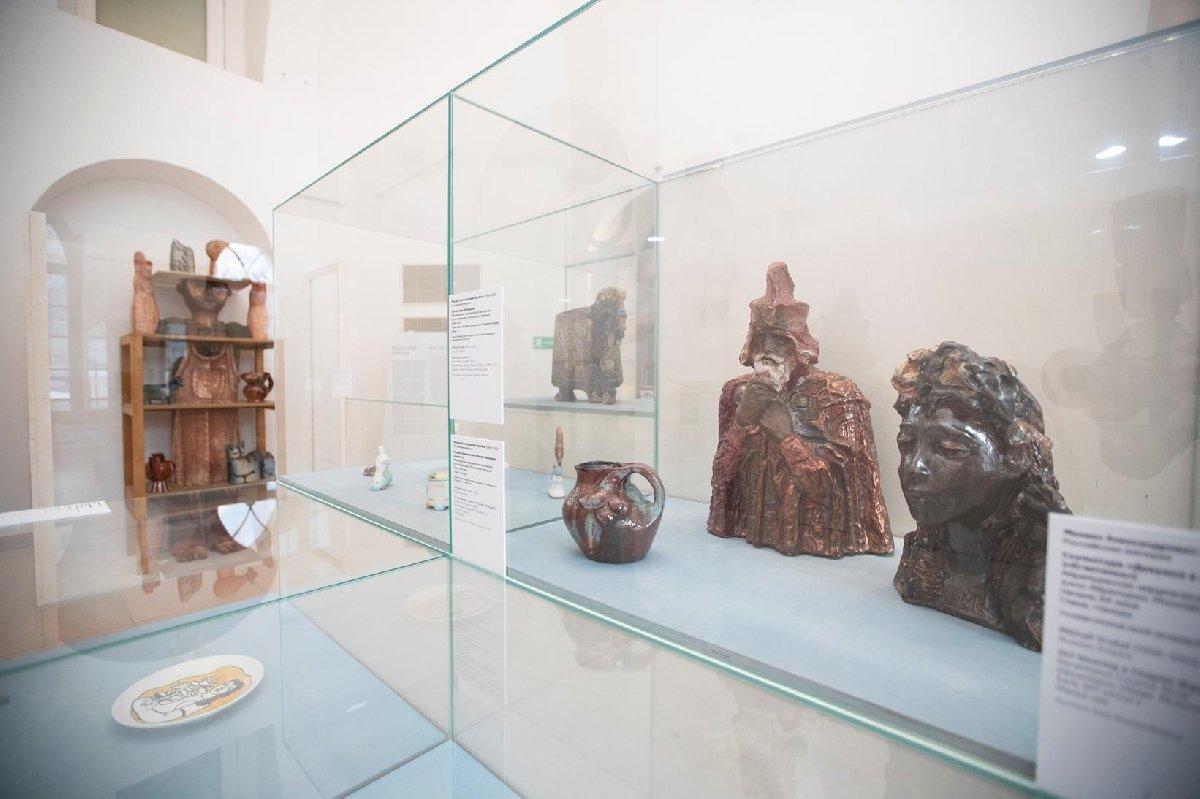 Выставка «Керамика. Парадоксы»