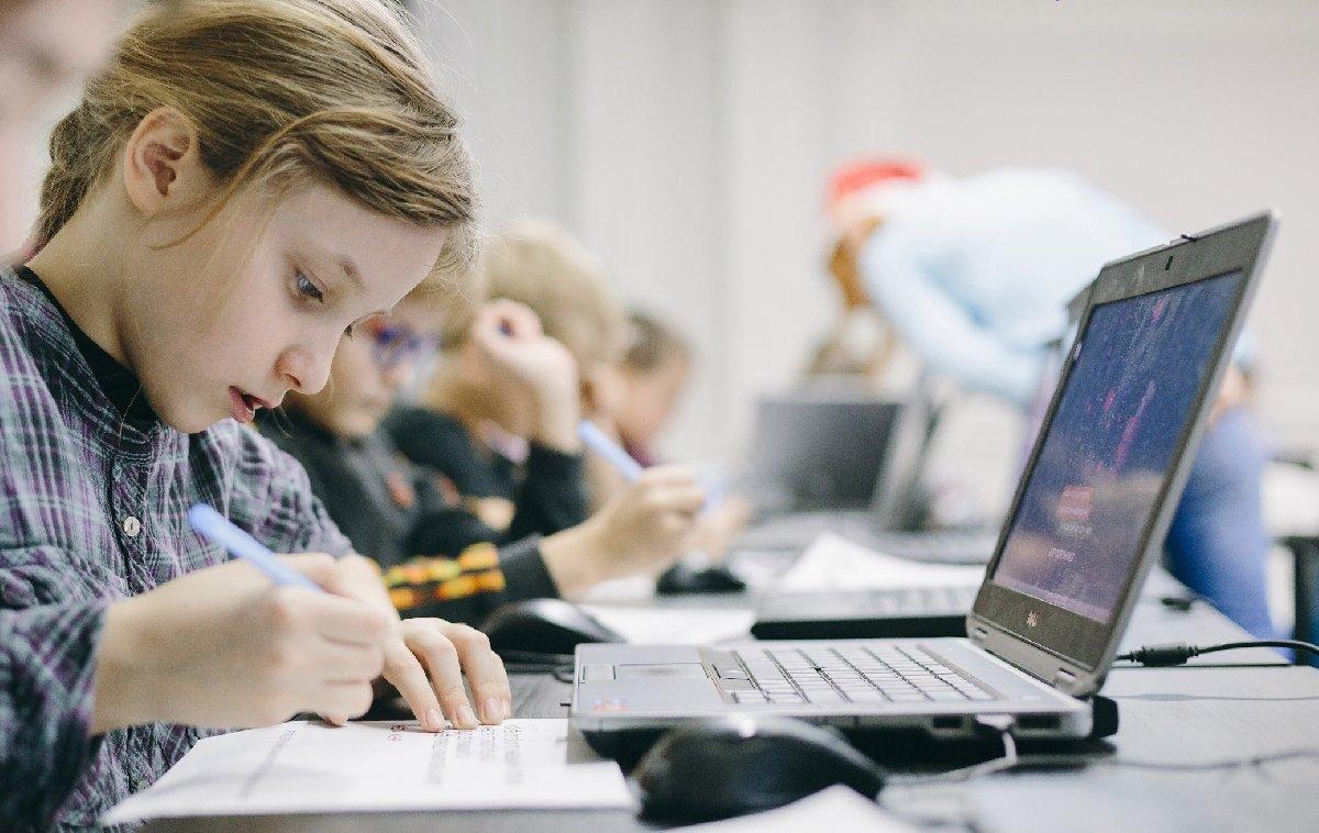 Пробный урок поматематике для детей