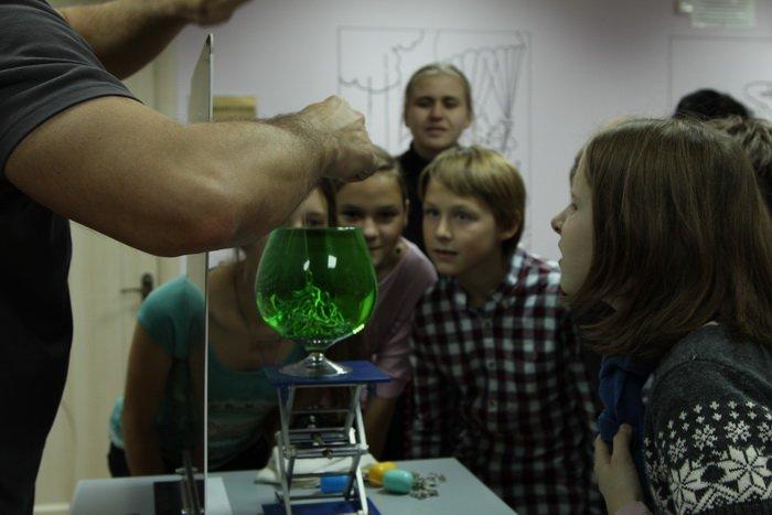 «Всемирный день воды» вДарвиновском музее