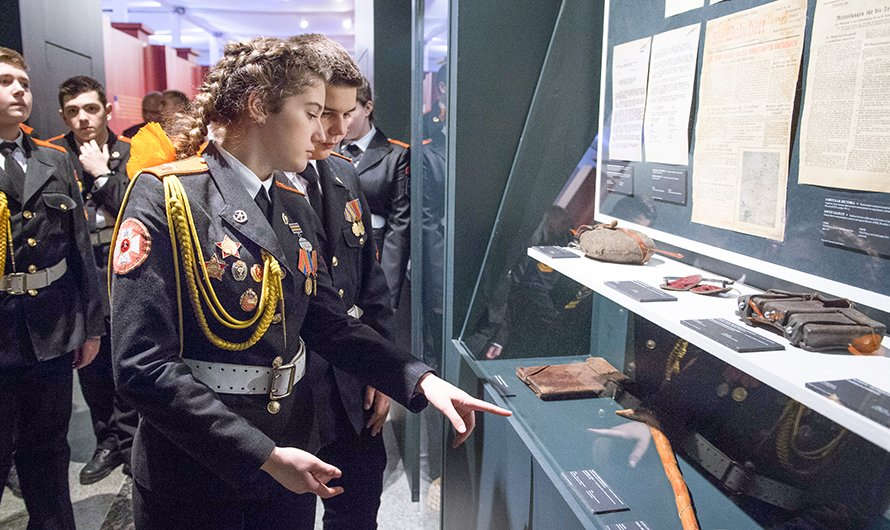 День Победы вМузее Обороны Москвы 2019