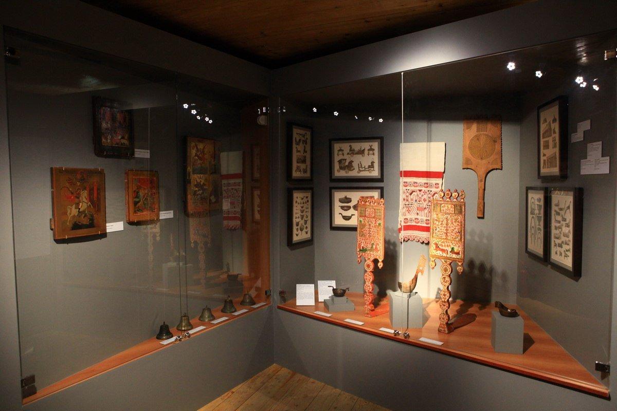 Выставка «Первый населе работник»