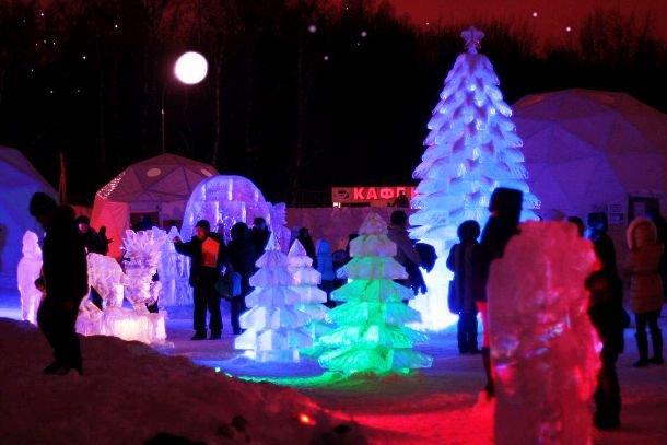 Город зимних забав «SnowGRAD»