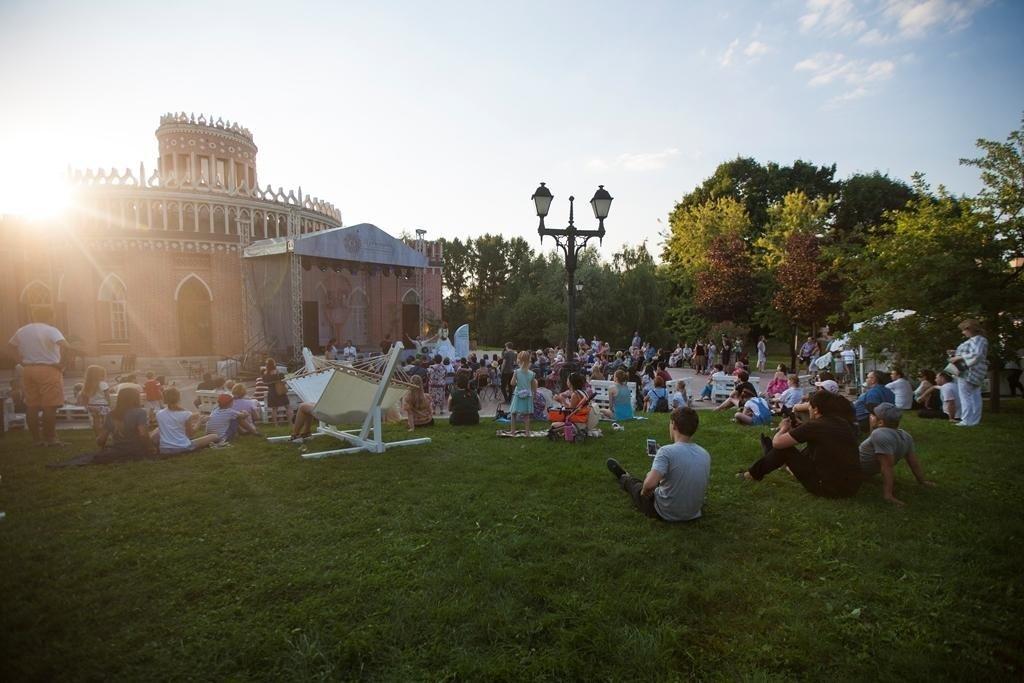 Фестиваль «Дачное Царицыно» 2019