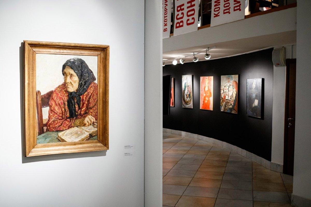 Выставка «Художники союза»