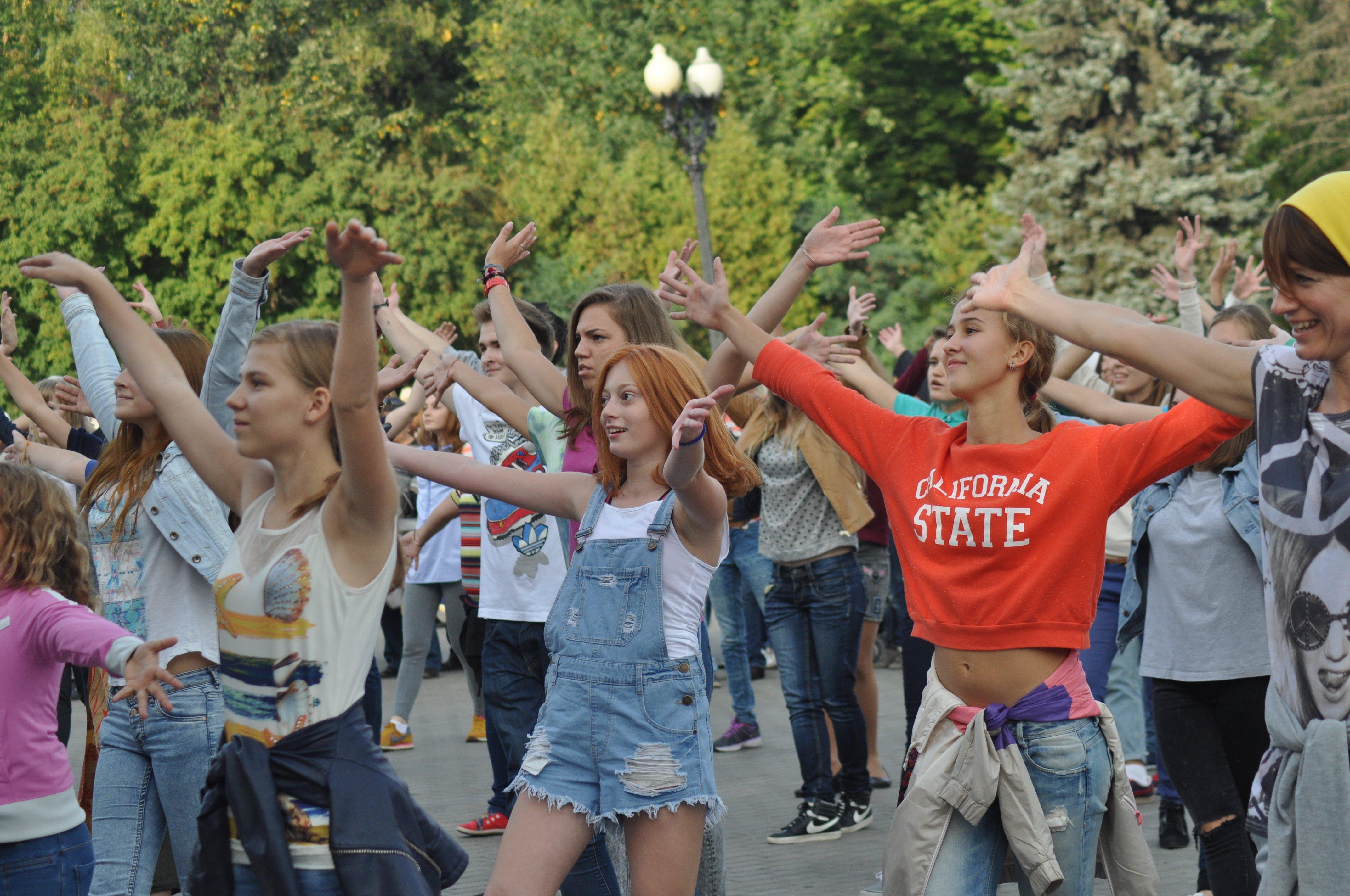 День города впарках Москвы 2015