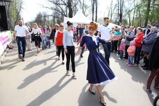 Открытие летнего сезона вПеровском парке 2017