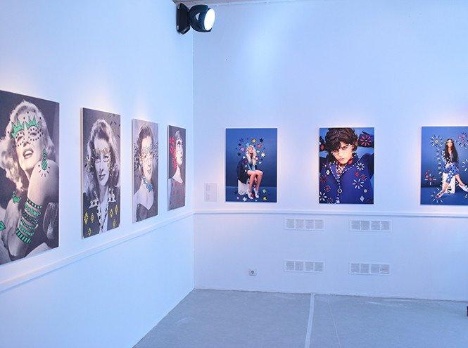 Выставка «Nina Ricci. Восне инаяву»