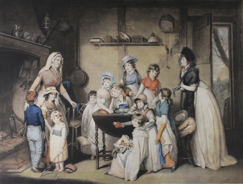 Выставка «Великолепный век гравюры»