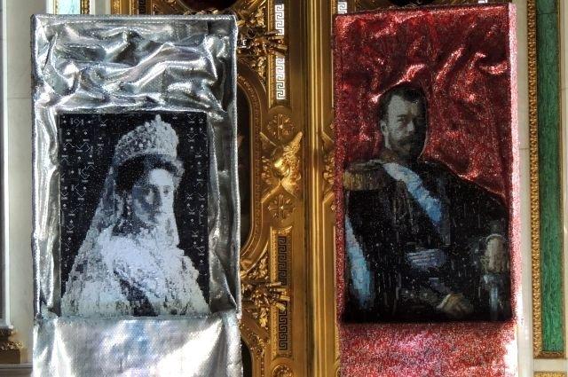 Выставка «Семья Николая IIв портретах греческого скульптора Никоса Флороса»