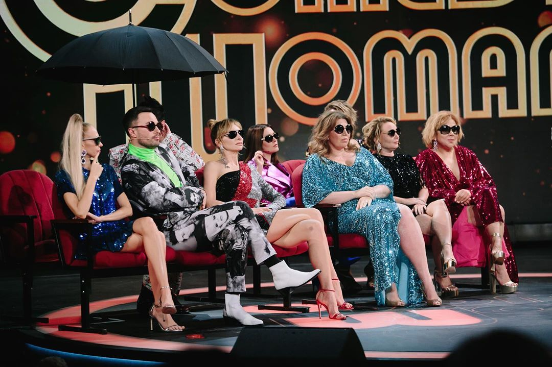Большой концерт «Comedy Woman» 2019