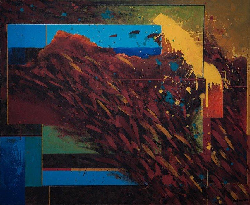 Выставка «Цвет звука»