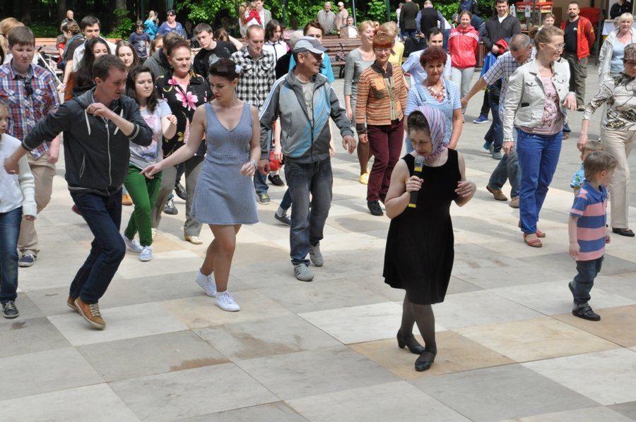 Праздник танцев испорта «FlyFitness Day»