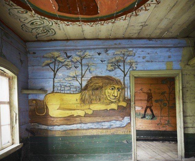Выставка «Старый Новый Дом сольвом»