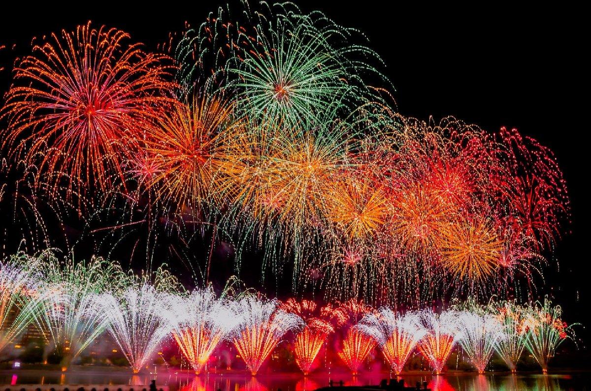 Фестиваль фейерверков «Ростех» 2020