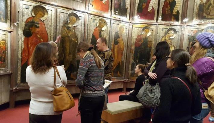 День исторического икультурного наследия вМузее Андрея Рублева 2021