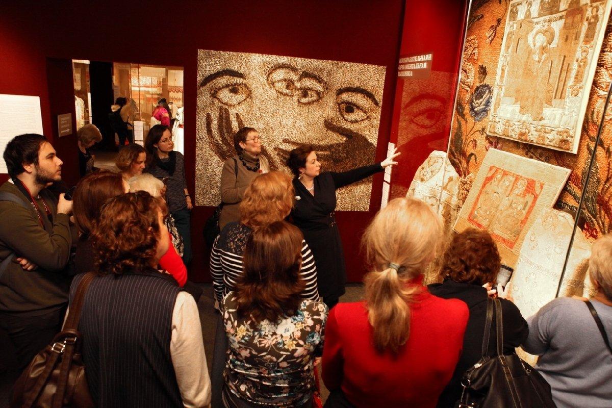Выставка «Искусство русской вышивки XVI– начала XXвека»