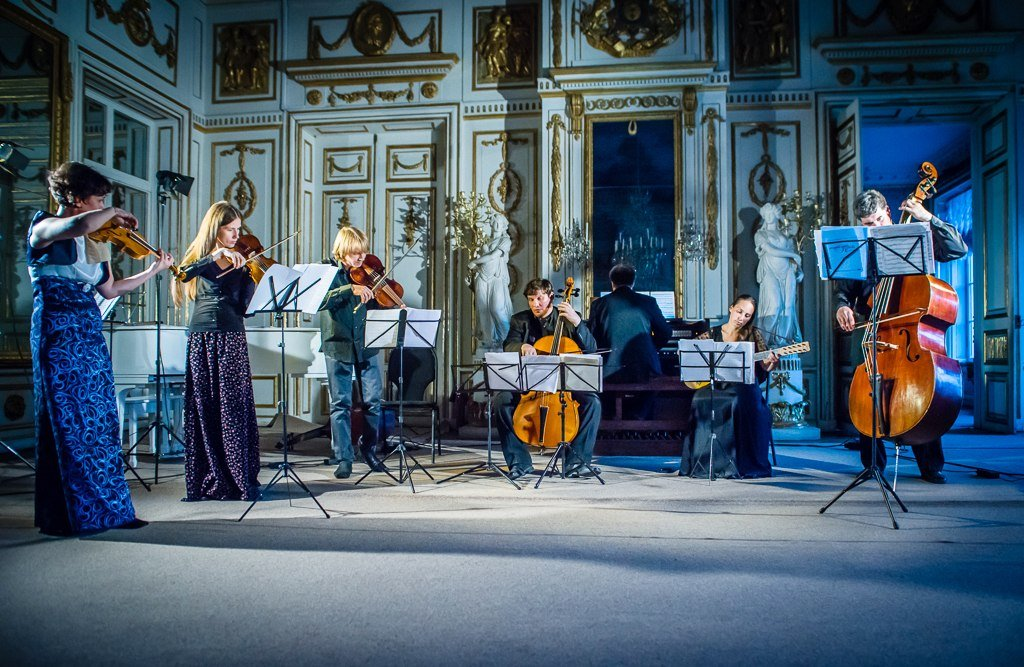Фестиваль «Органные вечера вКусково» 2021