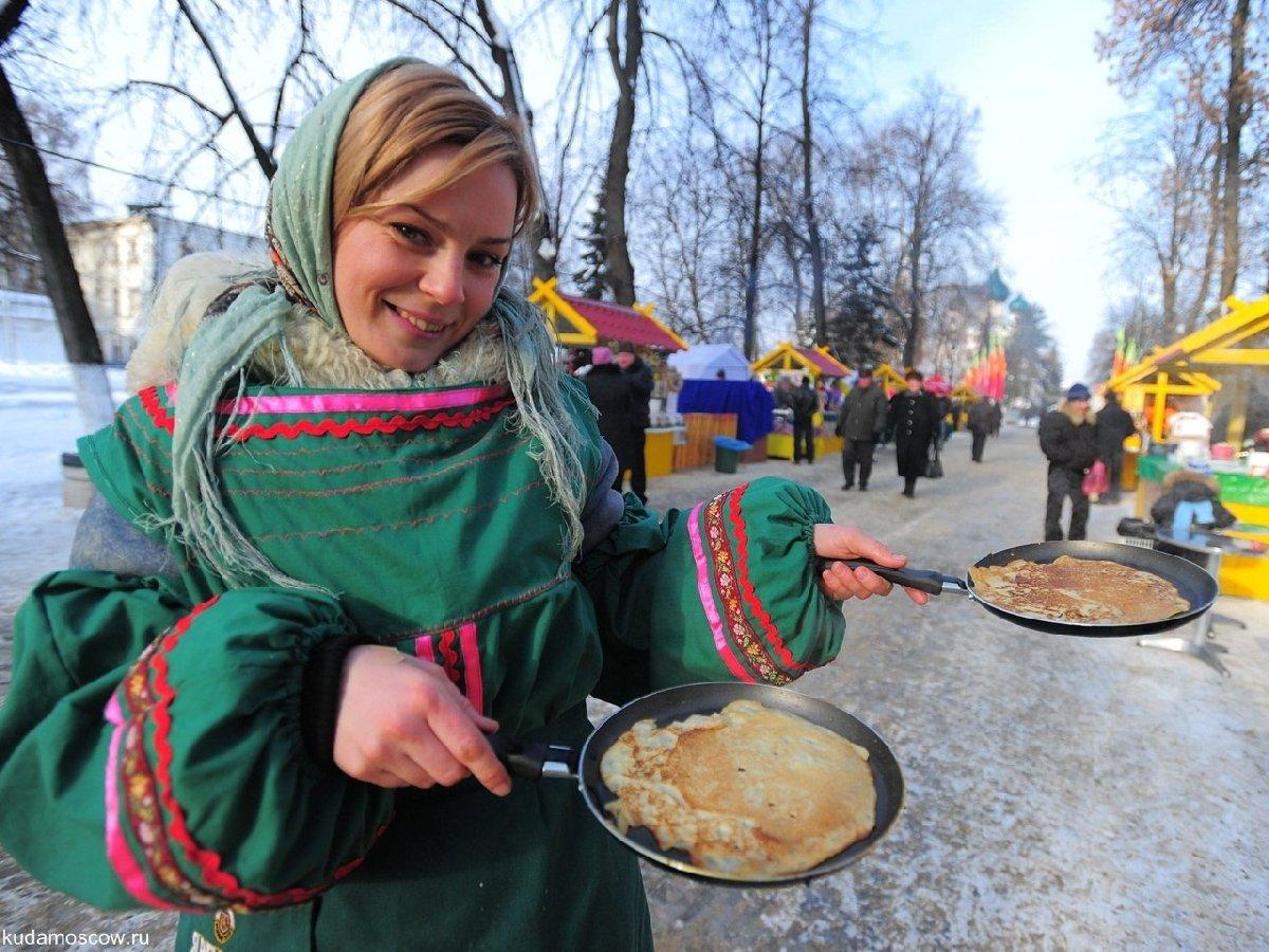 Фестиваль «Московская масленица» 2017