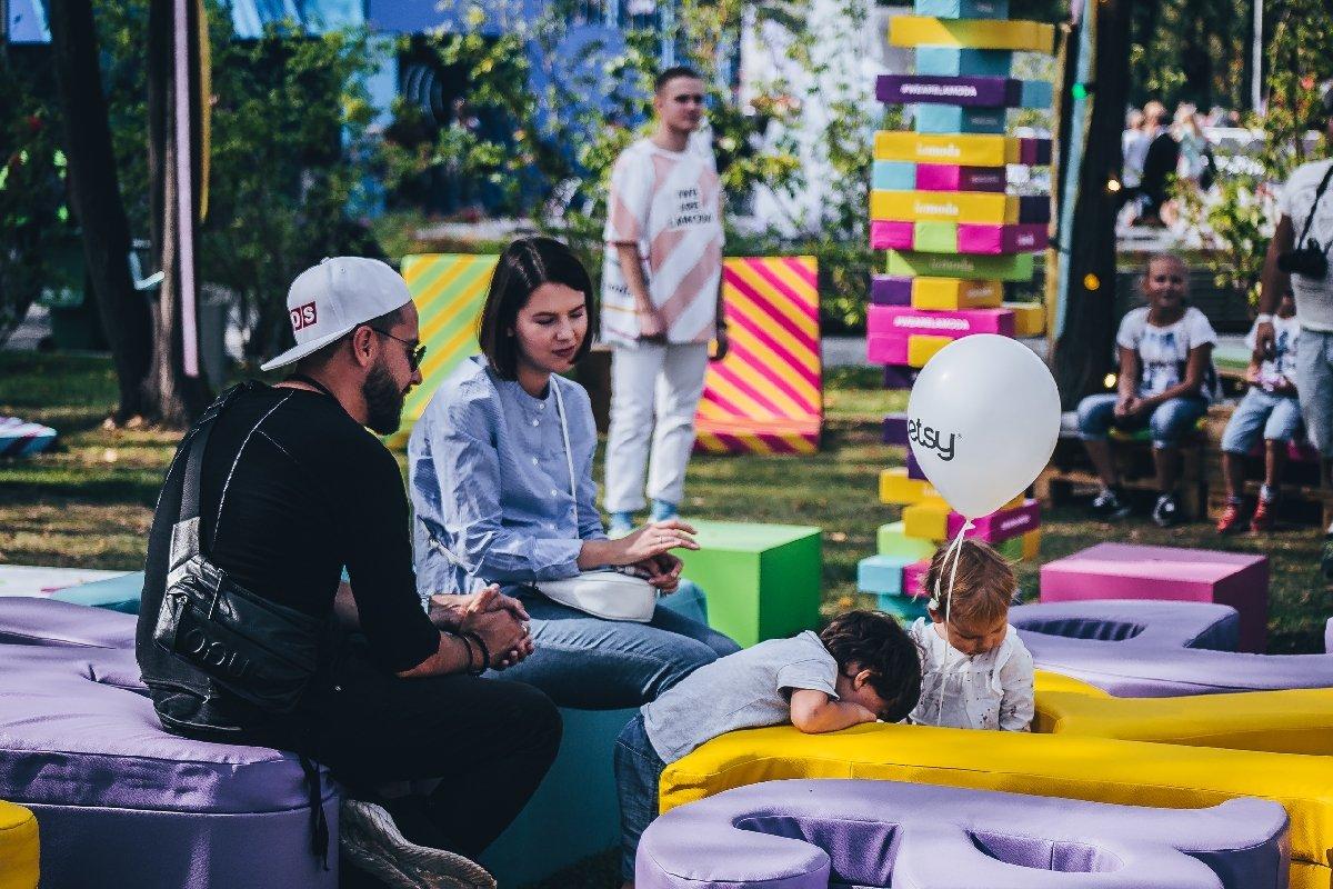 Спортивно-музыкальный праздник «День города вЛужниках» 2019