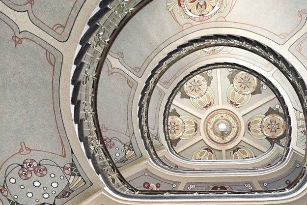 Выставка «Рижский югендстиль. Архитектура иискусство»