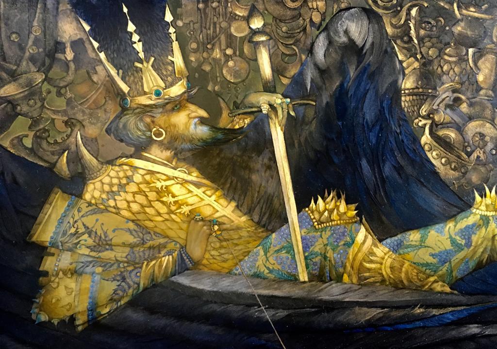 Выставка «Лаковое золото»