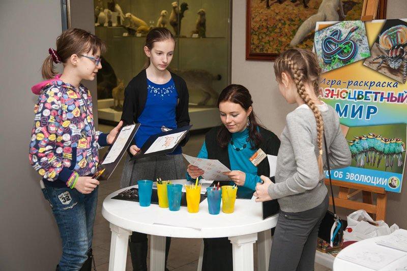 День эволюции вДарвиновском музее 2017