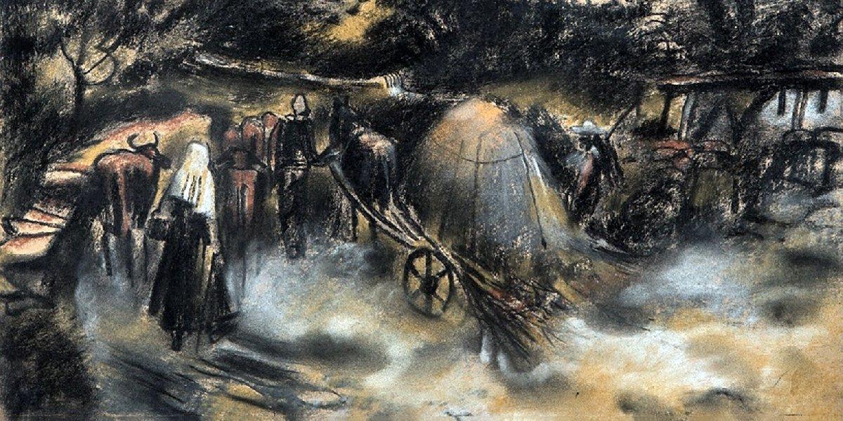 Выставка «Феликс Петуваш. Полет над тернами»