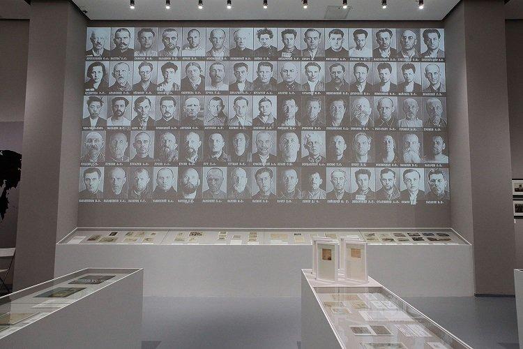 Выставка «Жертвам политических репрессий посвящается»