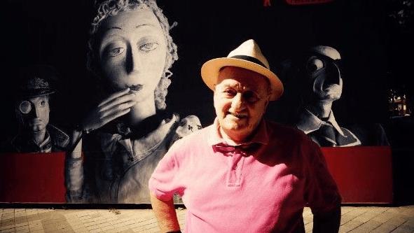 Необыкновенная выставка Резо Габриадзе