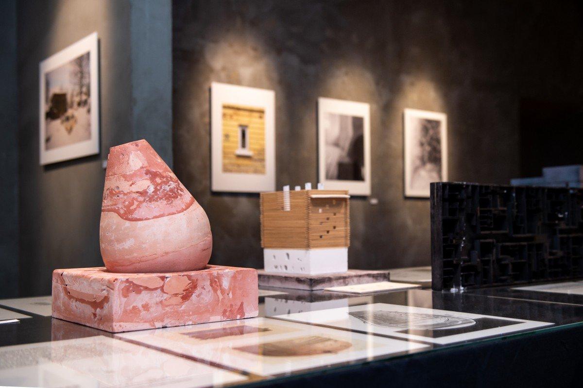 Выставка «Случайности иодушевления. Фотография как медиум архитектора»