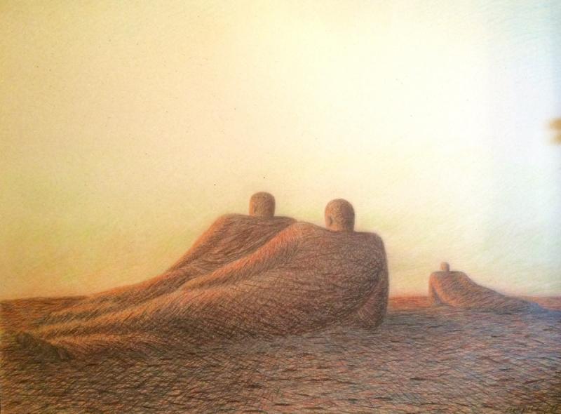 Выставка «Обитаемые пейзажи»
