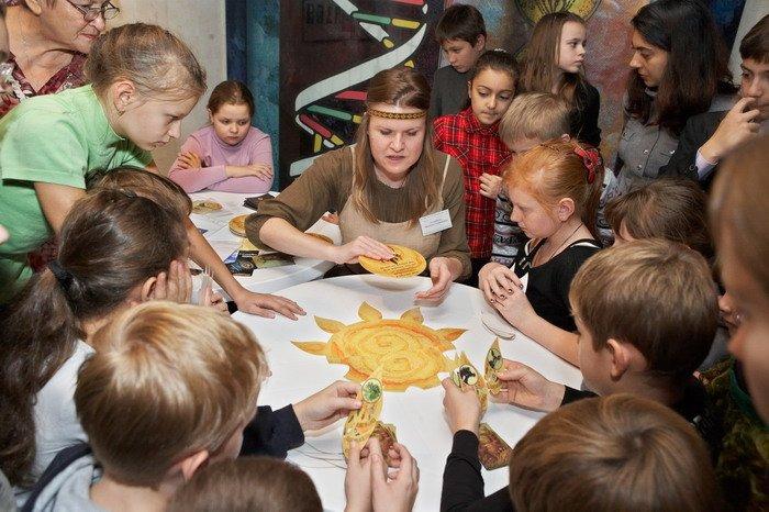 «День Лешего» вДарвиновском музее
