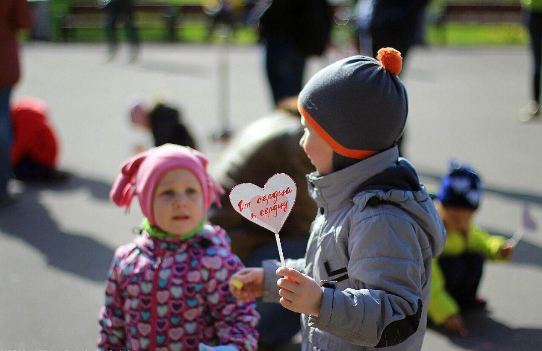 Благотворительный фестиваль «От сердца ксердцу» 2016
