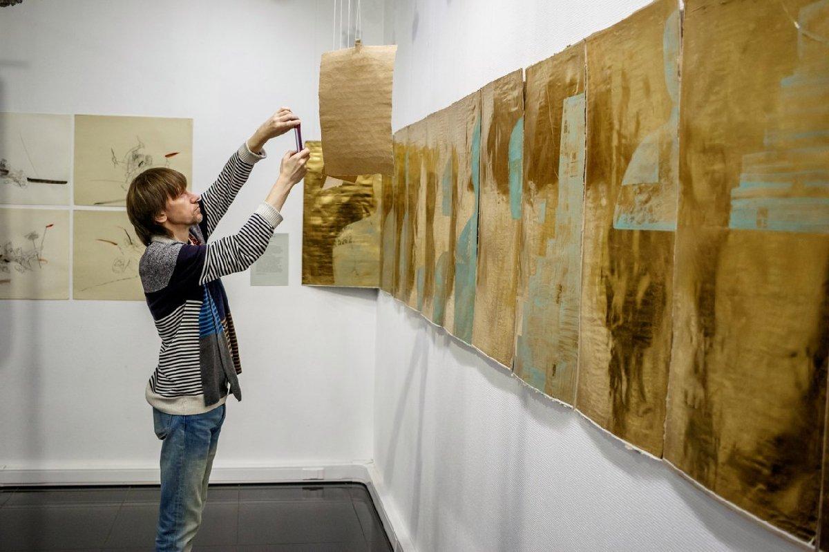 Выставка «Я здесь?»