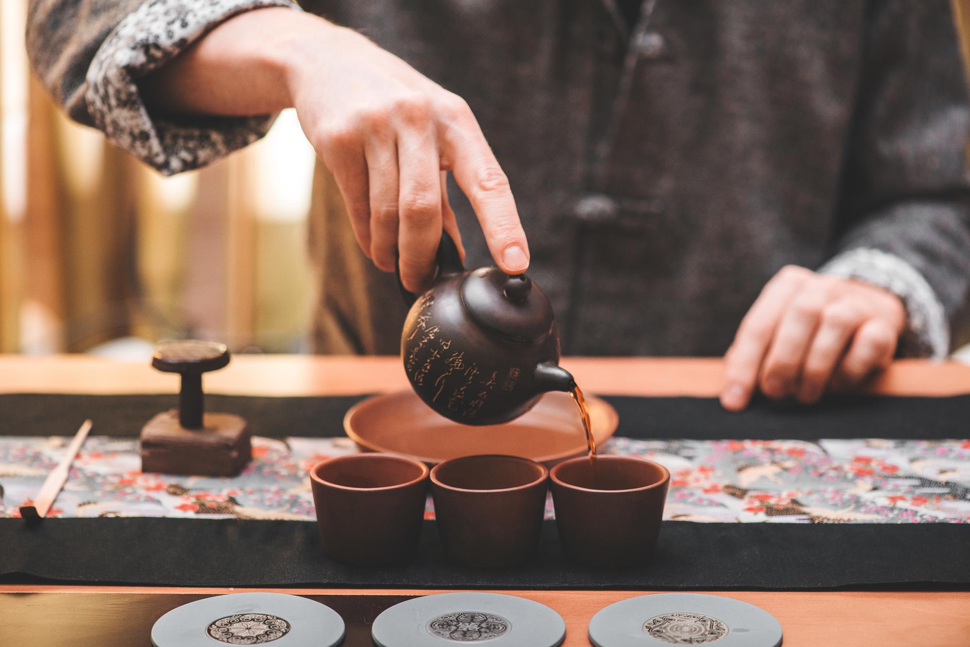 Фестиваль «Чай втабакерке»