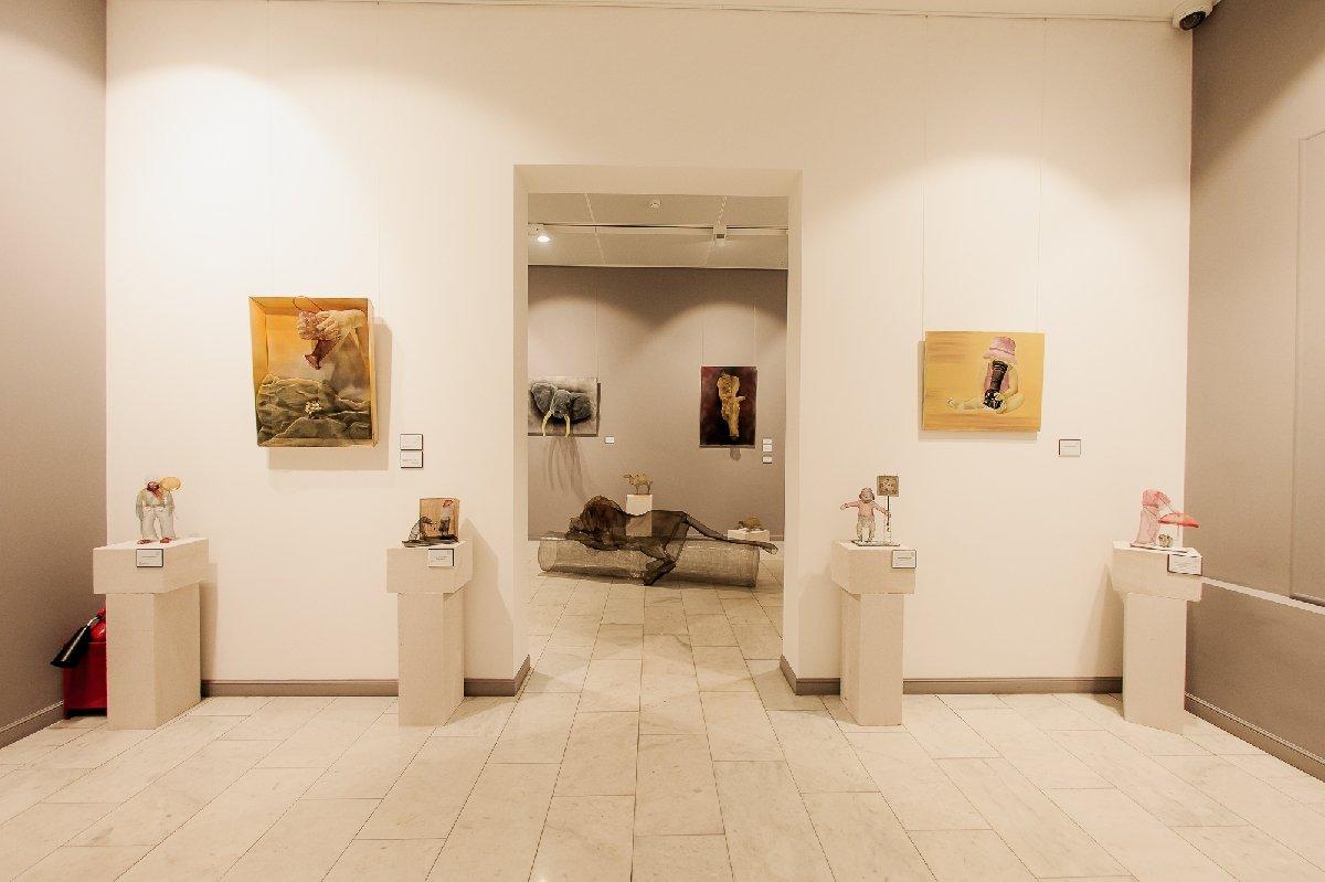 Выставка «Гамарджоба! Кети Мелкадзе»