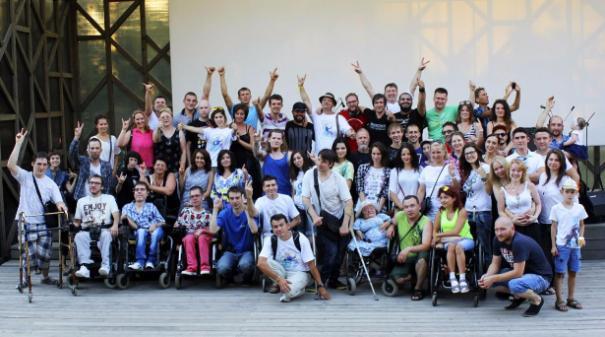 Московский фестиваль волонтерских иобщественных организаций 2016