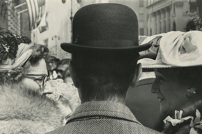 Выставка «Modernist Documentary: фотографии Леона Левинстайна»