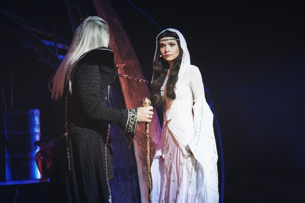 Мюзикл «Последнее Испытание» 2019