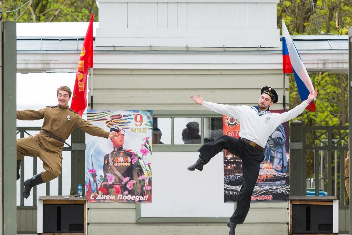 День Победы наВДНХ 2021