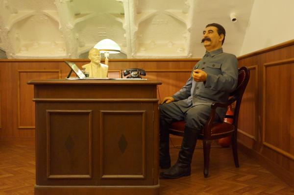 Экскурсия «Бункер Сталина-42: гриф снят»