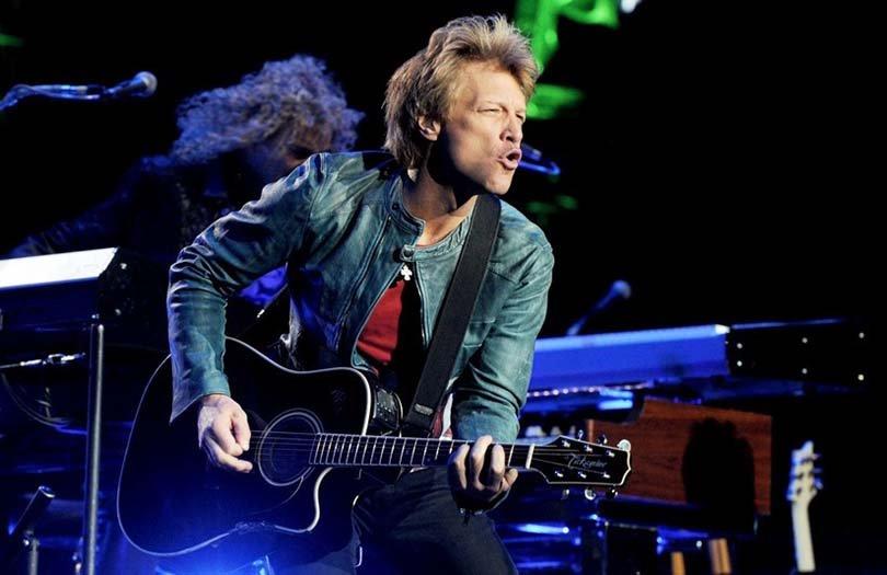 Концерт группы Bon Jovi 2019